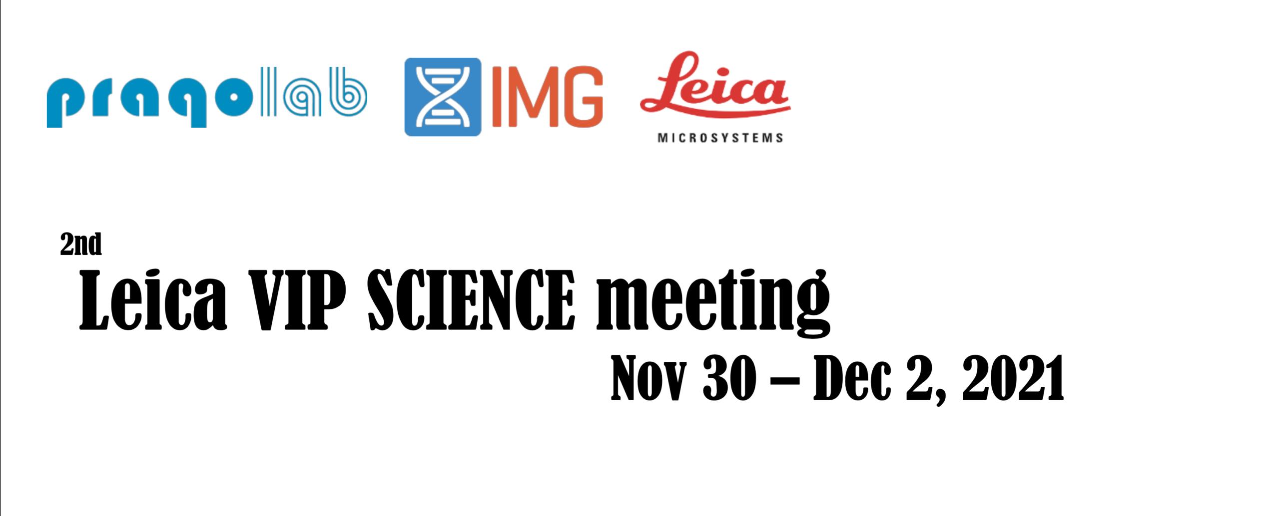 Seminar: Precision temperature control for light microscopy, IMG Prague, Czechia